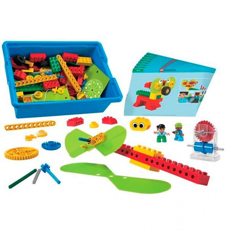 """Lego Education: Набор """"Первые механизмы"""""""