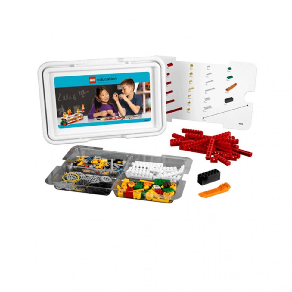 """Lego Education: Набор """"Простые механизмы"""" в пластиковой коробке"""