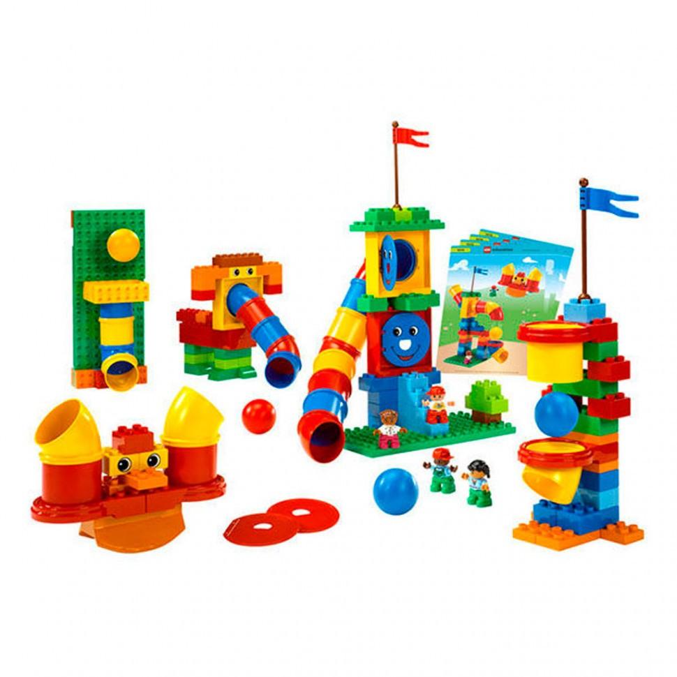 Lego Education: Набор с трубками DUPLO
