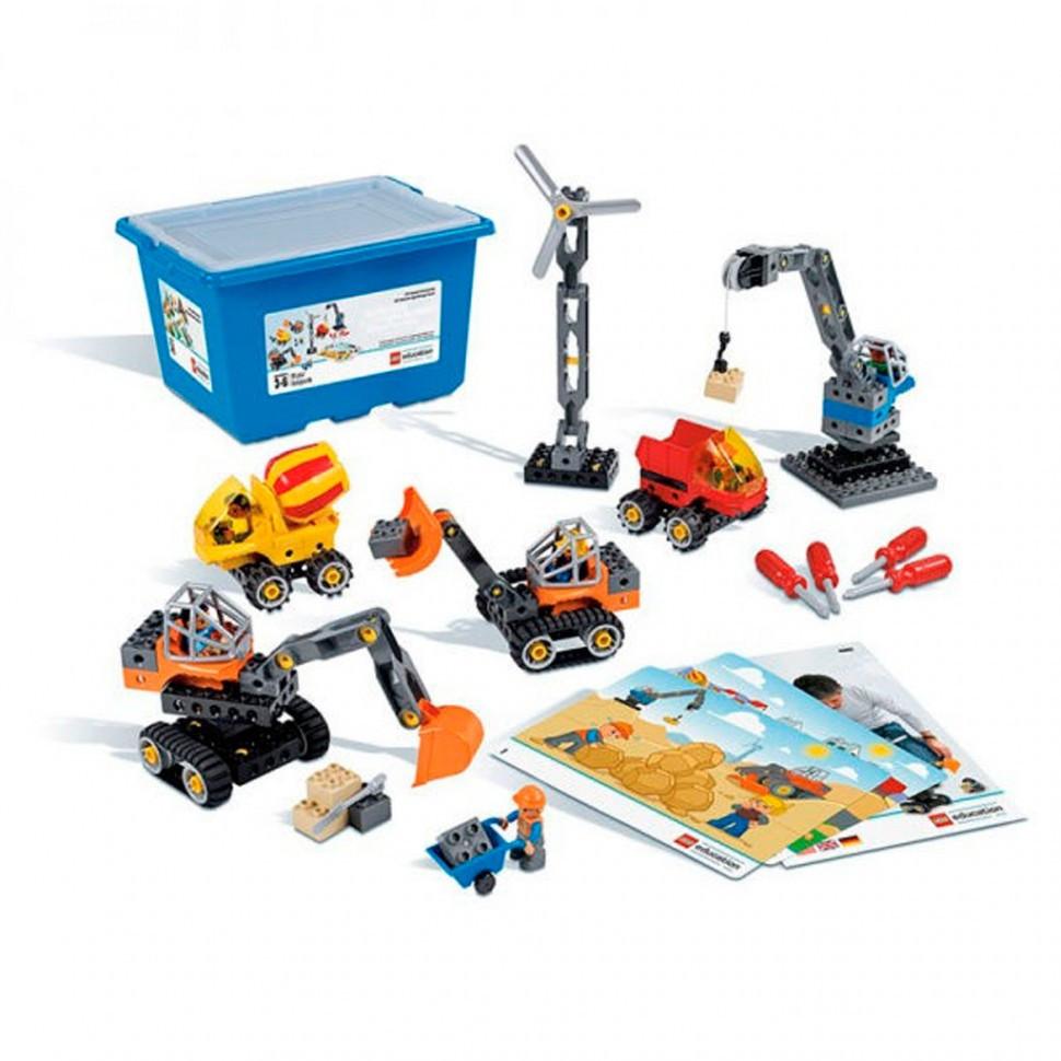 Lego Education: Строительные машины DUPLO