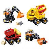 Lego Education: Строительные машины DUPLO, фото 2