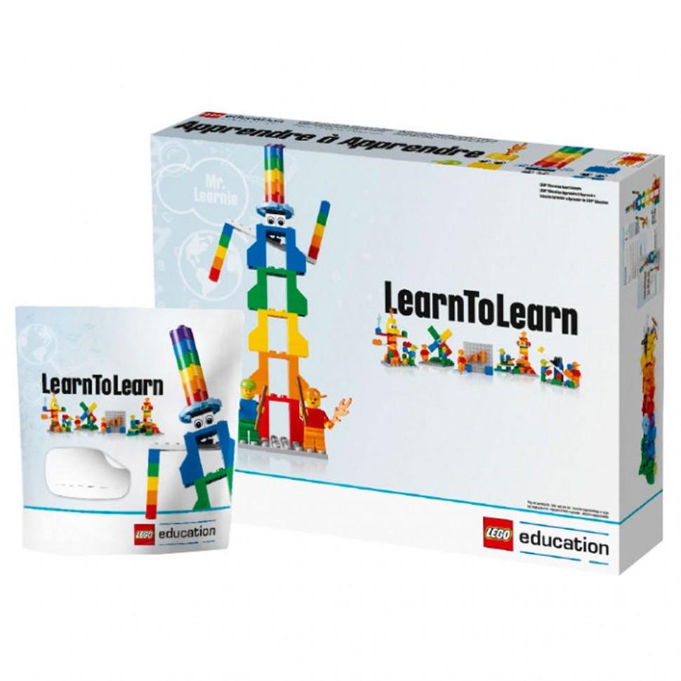 Lego Education: Учись учиться. Базовый набор