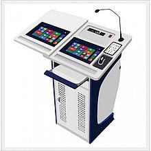 Подиум интерактивный PK-220D, Podium Stand Dual