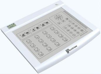 Беспроводной планшет JL-TB3124RDV