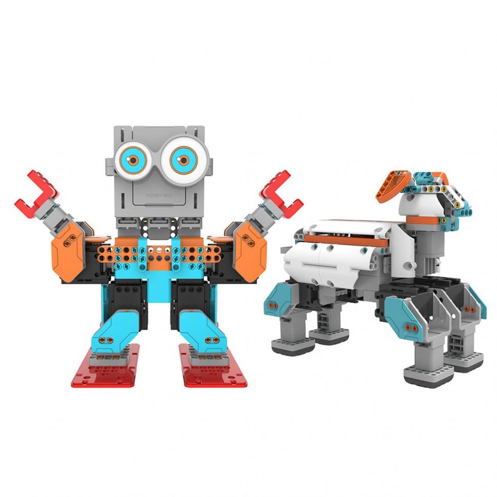 Роботы UBTech Jimu Buzzbot & Muttbot