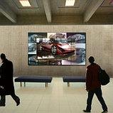 Профессиональная D-LED LCD панель Panasonic, TH-55LFV70W, с ультра узкой рамкой, фото 3