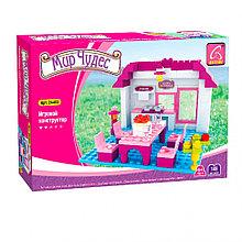 Игровой конструктор, Ausini, 24402, Мир Чудес, Праздник в кафе, 148 деталей, Цветная коробка