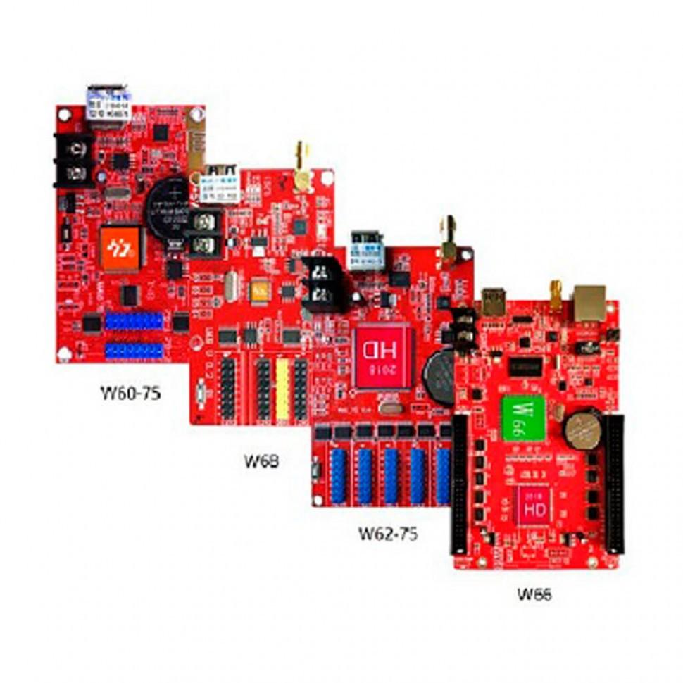 СВЕТОДИОДНЫЙ КОНТРОЛЛЕР WI-FI HD-W60 / W62 / W63 / W64
