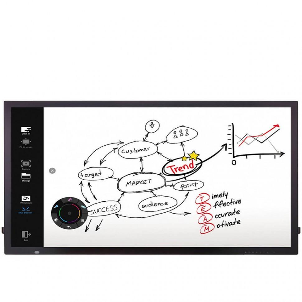 Интерактивная панель LG 55TC3D