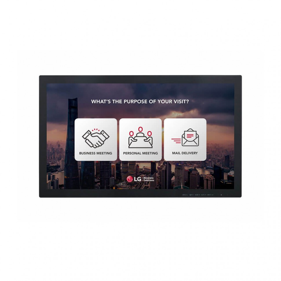 Интерактивная панель LG 23SE3TE