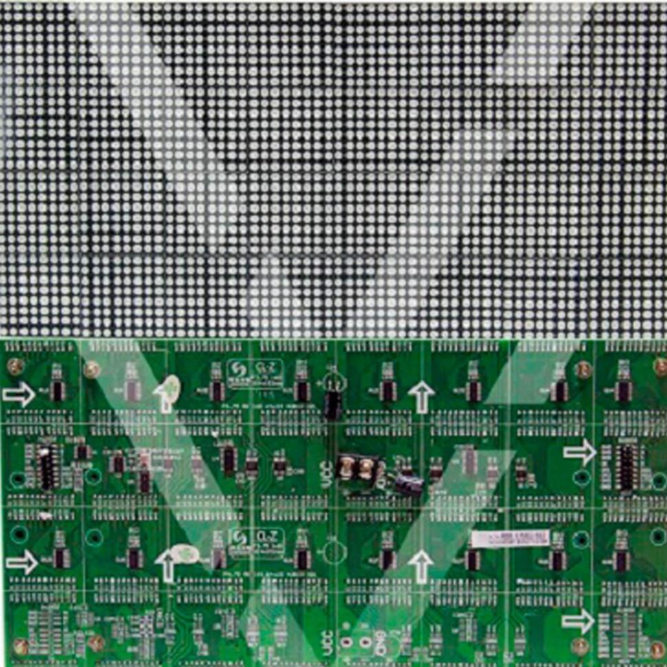 Led модуль красный SMD P-3,75 304*152 RED внутренний (indoor)