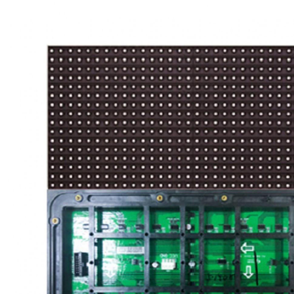 Led модуль полноцветный P10 - 4S 320*160 RGB 3in1 наружный (outdoor)