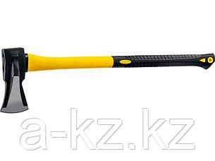FIBERGLASS Топор-колун 2,8 кг 880 мм (голова 2 кг) STAYER, фото 2