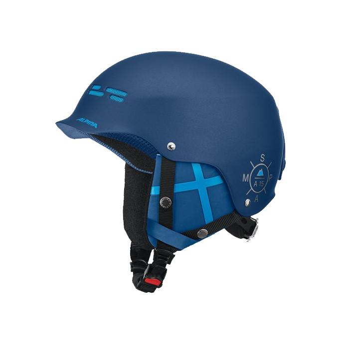 Alpina  шлем горнолыжный Spam Cap
