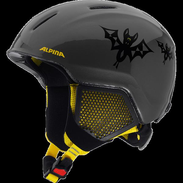 Alpina  шлем горнолыжный Carat LX
