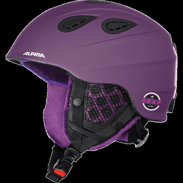 Alpina  шлем горнолыжный Grap 2.0 L.E.
