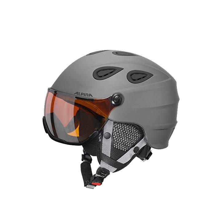 Alpina  шлем горнолыжный Grap Visor HM