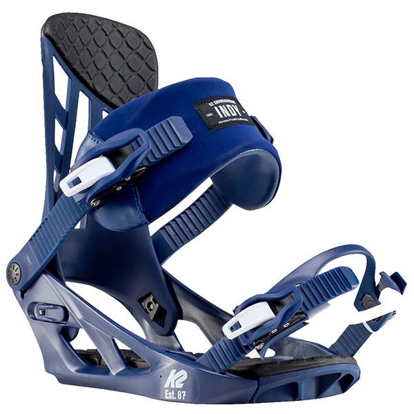 K2  крепления сноубордические мужские Indy - 2020