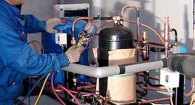 Ремонт промышленных холодильных агрегатов, рефрижераторов, рефконтейнеров