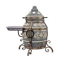 Керамический тандыр «Фирменный» (с одним столиком)
