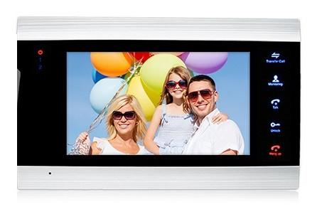 AHD монитор цветного видеодомофона Стражник STR-7SRC-AHD
