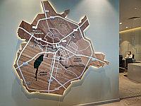 Карта Города Астана Нур-Султан