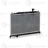Радиатор охлаждения Kia Rio (05-) 1.4/1.6 MT