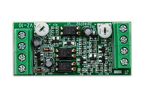 Slinex VZ10. Адаптер для подключения 4-проводных домофонов к координатным многоквартирным домофонам /гарантия