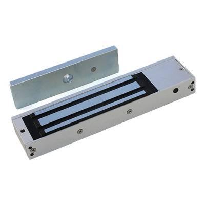 Электромагнитный замок, силой удержания 180кг, 12/24В DC, ток потребления: 0.5/0.25мА /гарантия 1 мес/