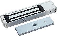 Электромагнитный замок, силой удержания 320кг, 12/24В DC, ток потребления: 0.5/0.25мА /гарантия - 1 мес/