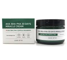 Some By Mi Крем для проблемной кожи AHA/BHA/PHA 30 Days Miracle Cream