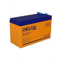 Аккумулятор 12В 7,2А.ч Delta HR 12-7.2 /гарантия - 14 дней/