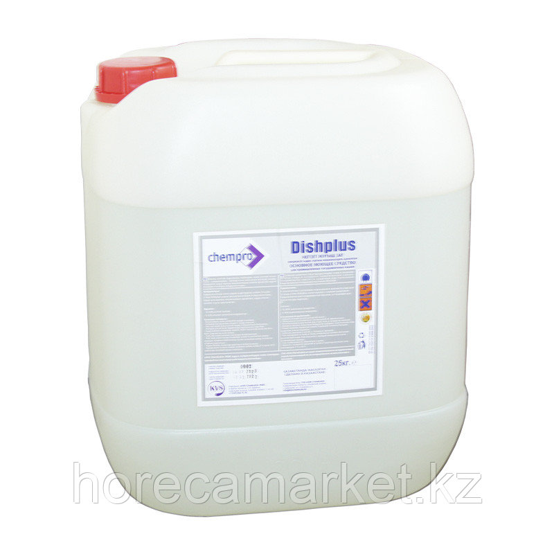 Моющ.ср-во для посуд.машины Chempro Dishplus 25кг