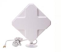 Антенна внутренняя 4G-LTE (700-2700) 35 dbi /гарантия - 1 мес/