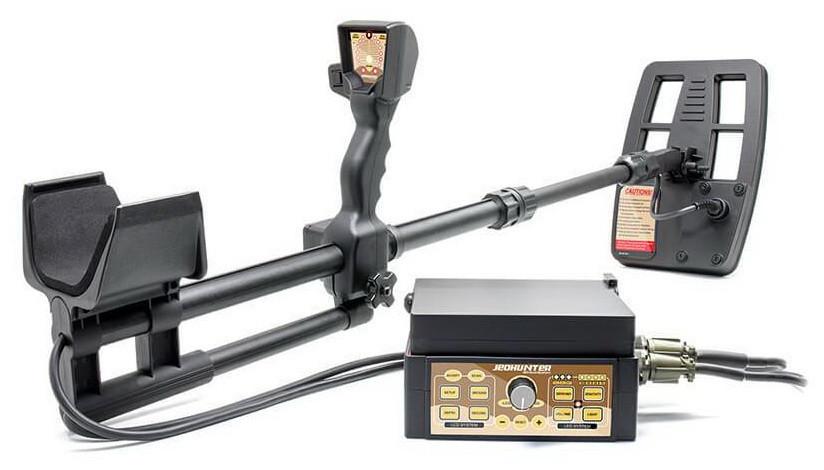 Глубинный детектор Jeohunter 3D Basic System