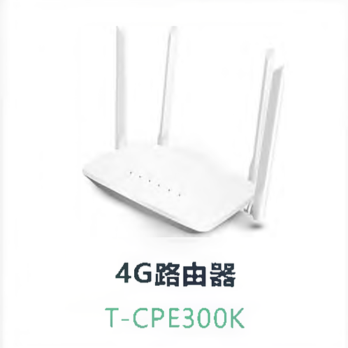 4G LTE модем с Wi-Fi роутером, T-CPE300K