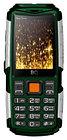 Мобильный телефон BQ-2430 Tank Power (Зелёный+Серебро)