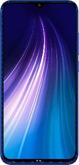 Смартфон Xiaomi Redmi Note 8 (Синий)