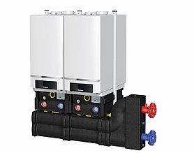 Конденсационный котел Buderus logamax plus gb162 85 кВт
