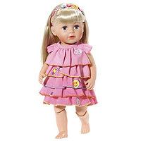 Baby born Бэби Борн Платье и ободок-украшение для куклы 43 см, фото 1