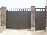 Ворота раздвижные, фото 4