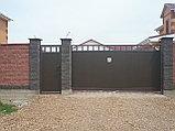 Ворота раздвижные, фото 5