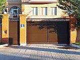 Ворота раздвижные, фото 6