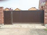 Ворота раздвижные, фото 8