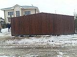 Ворота раздвижные, фото 10