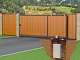 Ворота откатные, фото 10