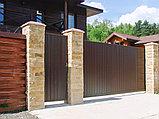 Ворота уличные, фото 9