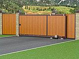 Ворота въездные, фото 5
