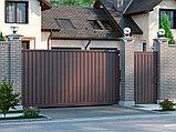 Ворота въездные, фото 6