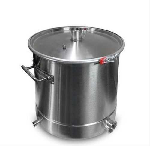 Перегонный куб 50 литров - Кламп 2 дюйма